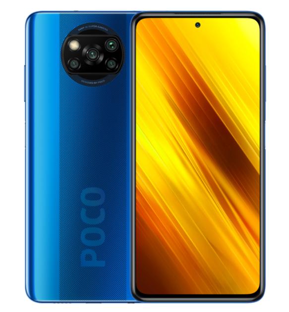 Xiaomi Poco X3 NFC 6/128GB до 20