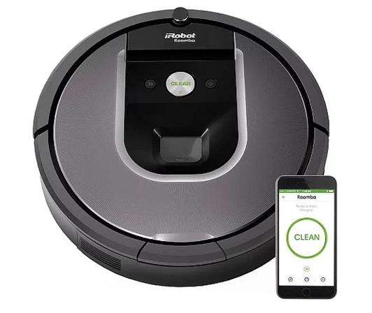 робот iRobot Roomba 960