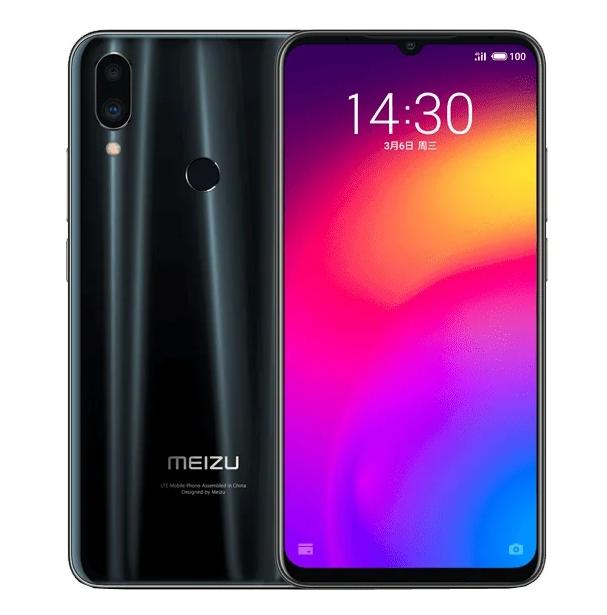 модель Meizu Note 9 4/128GB