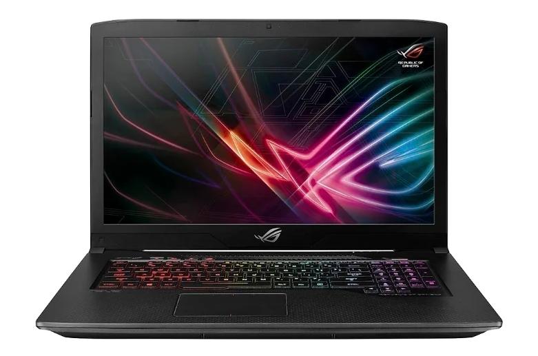 """ASUS модель ROG Strix Scar Edition GL703GM (Intel Core i5 8300H 2300 MHz/17.3""""/1920x1080/12GB/1128GB HDD+SSD/DVD нет/NVIDIA GeForce GTX 1060/Wi-Fi/Bluetooth/Без ОС)"""