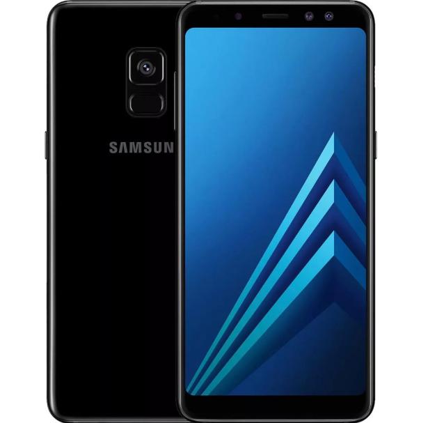 Samsung Galaxy A8+ SM-A730F/DS с хорошей батареей