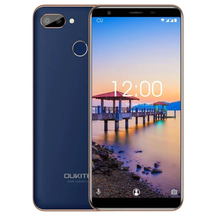 Без рамок OUKITEL C11 Pro