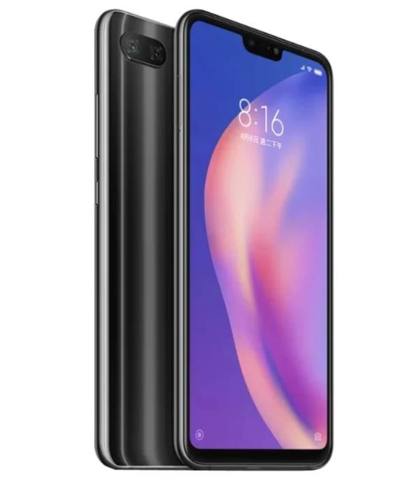 Без рамок Xiaomi Mi8 Lite 4/64GB