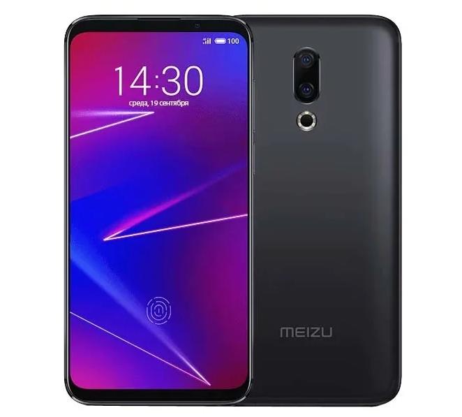 Без рамок Meizu 16 6/64GB