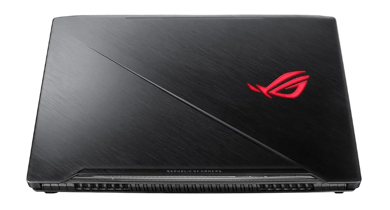 """ASUS ROG Strix Scar Edition GL703GM (Intel Core i5 8300H 2300 MHz/17.3""""/1920x1080/8GB/1128GB HDD+SSD/DVD нет/NVIDIA GeForce GTX 1060/Wi-Fi/Bluetooth/Без ОС) для игр"""
