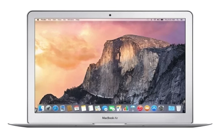 Apple MacBook Air 13 Mid 2017 с лучшей матрицей