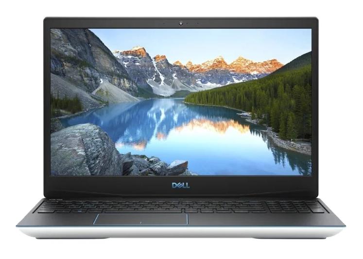 DELL G3 15 3590 (Intel Core i5 9300H 2400 MHz/15.6{amp}quot;/1920x1080/8GB/1256GB HDD SSD/DVD нет/NVIDIA GeForce GTX 1050 3GB/Wi-Fi/Bluetooth/Linux) игровой
