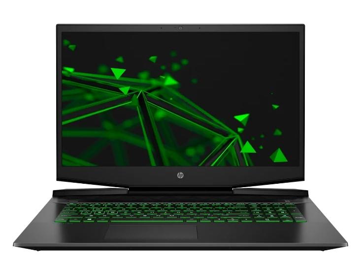 игровой HP PAVILION 17-cd0060ur (Intel Core i5 9300H 2400 MHz/17.3{amp}quot;/1920x1080/8GB/256GB SSD/DVD нет/NVIDIA GeForce GTX 1650/Wi-Fi/Bluetooth/DOS)