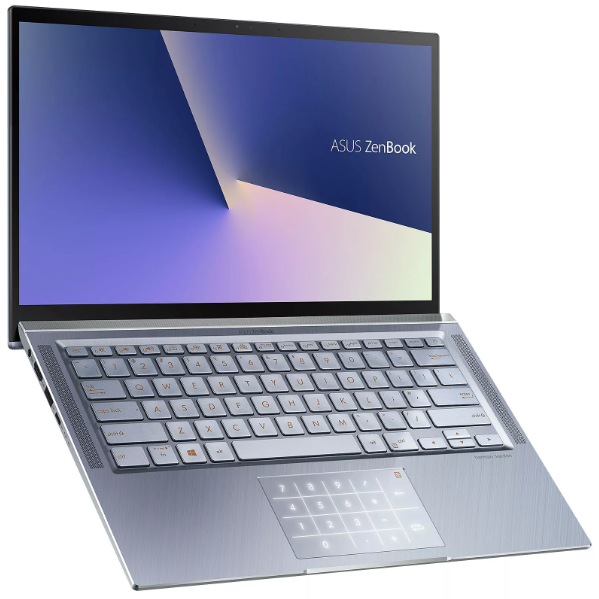 "модель ASUS ZenBook 14 UM431 (AMD Ryzen 5 3500U 2100MHz/14""/1920x1080/8GB/256GB SSD/DVD нет/AMD Radeon Vega 8/Wi-Fi/Bluetooth/Windows 10 Home)"
