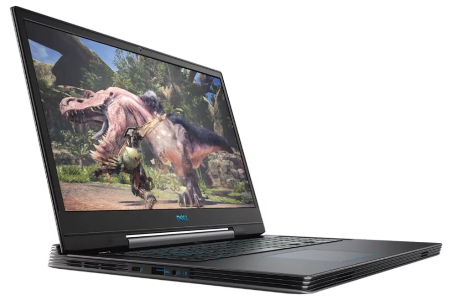 "модель DELL G7 17 7790 (Intel Core i5 9300H 2400 MHz/17.3""/1920x1080/8GB/1256GB HDD+SSD/DVD нет/NVIDIA GeForce GTX 1660 Ti 6GB/Wi-Fi/Bluetooth/Linux)"