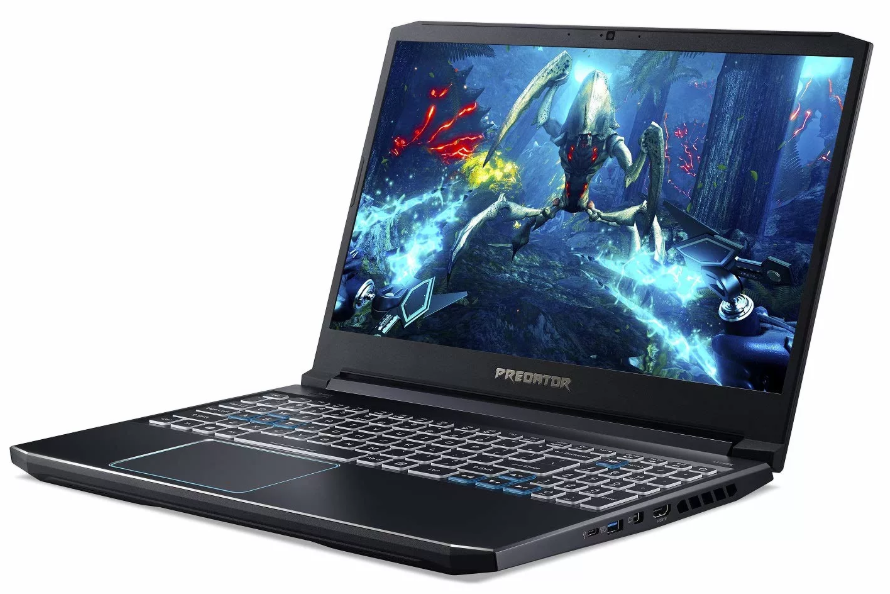 "Acer Predator Helios 300 (PH317-53-77NQ) (Intel Core i7 9750H 2600 MHz/17.3""/1920x1080/16GB/1256GB HDD+SSD/DVD нет/NVIDIA GeForce RTX 2060 6GB/Wi-Fi/Bluetooth/Linux) цена качество"