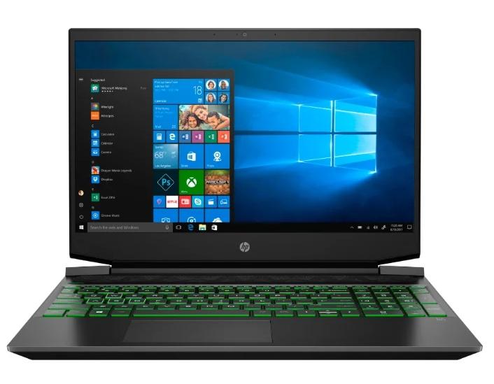 "HP Pavilion Gaming 15-ec0002ur (AMD Ryzen 7 3750U 2300 MHz/15.6""/1920x1080/16GB/512GB SSD/DVD нет/NVIDIA GeForce GTX 1660 Ti 6GB/Wi-Fi/Bluetooth/Windows 10 Home) цена качество"