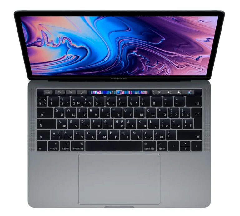Apple MacBook Pro 13 with Retina display and Touch Bar Mid 2019 для работы