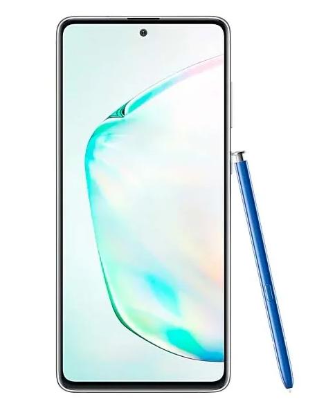 Samsung Galaxy Note 10 Lite камера и батарея