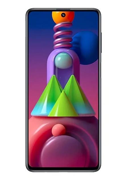 Samsung Galaxy M51 с мощной батареей