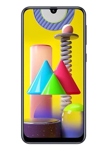 Samsung Galaxy M31 с мощной батареей