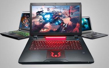 ТОП 5 лучших новинок игровых ноутбуков