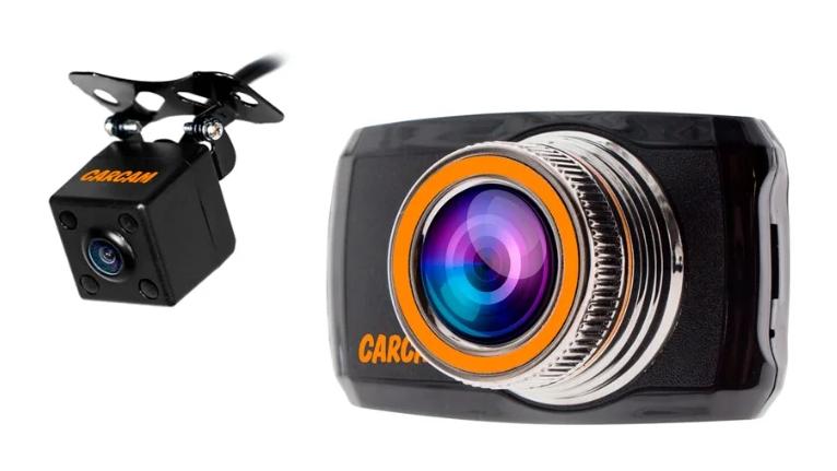 CARCAM D2 с 2 камерами
