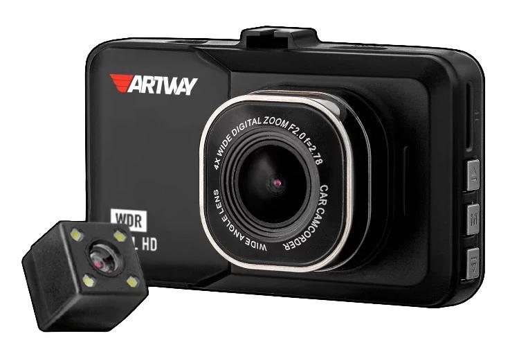 Artway AV-394 с 2 камерами