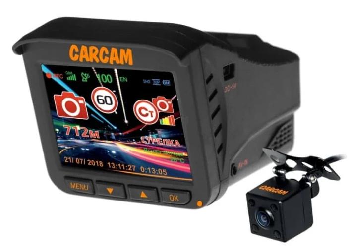CARCAM COMBO 5S с 2 камерами