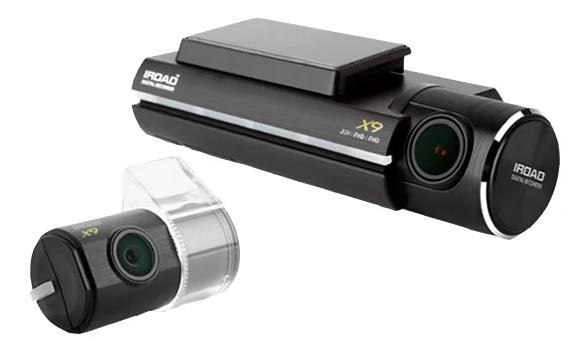 IROAD X9 с 2 камерами