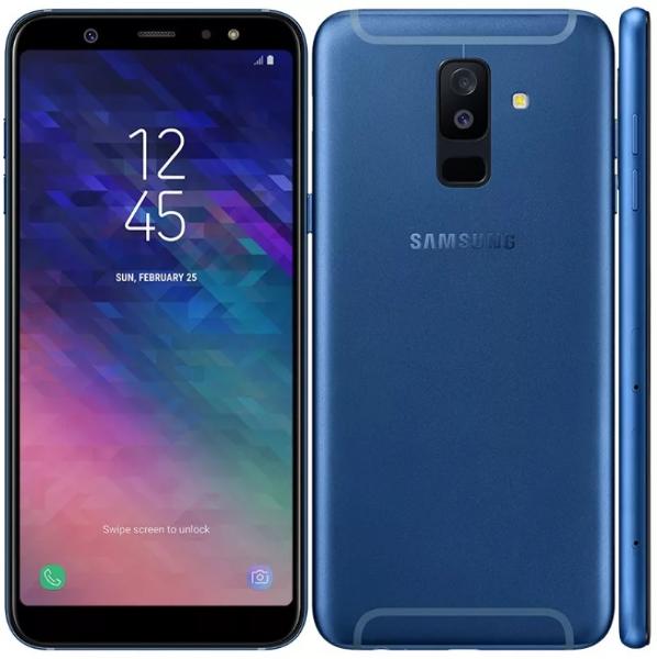 Samsung Galaxy A6+ 32GB модель с хорошей камерой