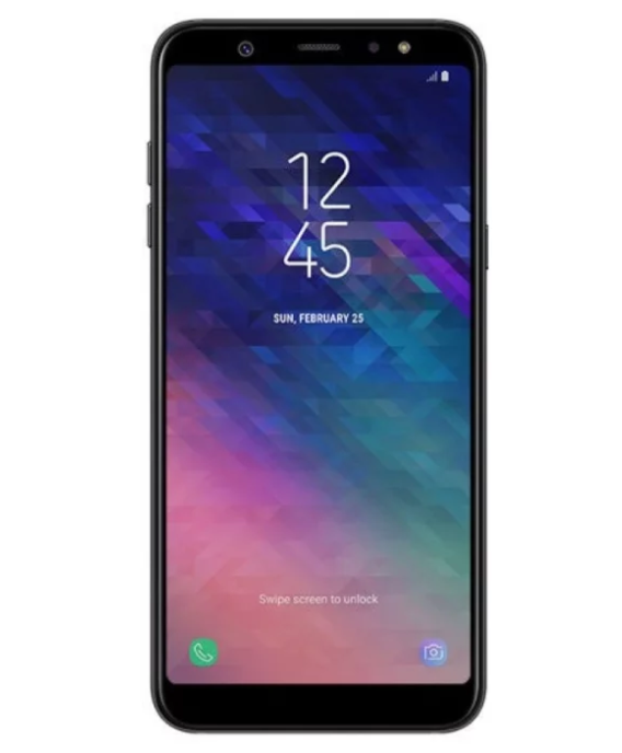 Samsung Galaxy A6 32GB модель с хорошей камерой