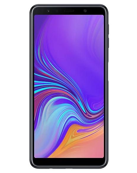 Samsung Galaxy A7 (2018) 4/64GB модель с хорошей камерой