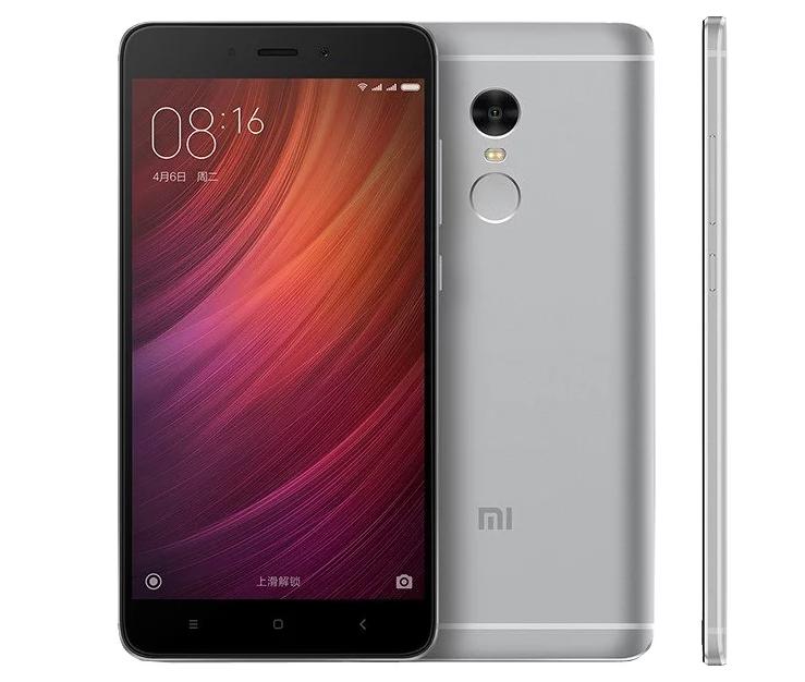 10 ядерный Xiaomi Redmi Note 4X 4/64GB