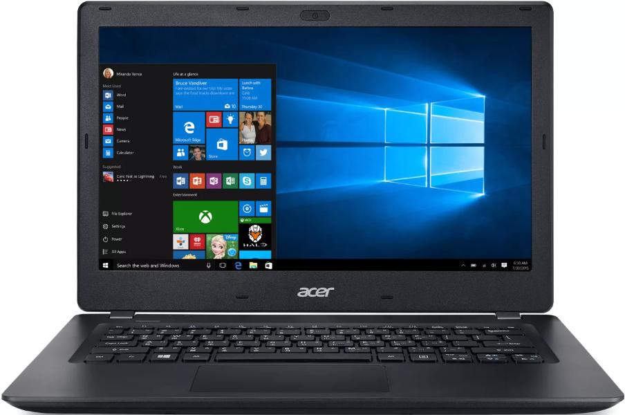 "Acer TravelMate P2 P259-MG-57PG (Intel Core i5 6200U 2300 MHz/15.6""/1366x768/8Gb/2000Gb HDD/DVD нет/NVIDIA GeForce 940MX/Wi-Fi/Bluetooth/Windows 10 Home) до 50"
