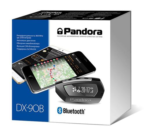 PANDORA DX 90 B автосигнализация