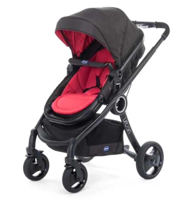 Chicco Urban Plus Crossover для новорожденного