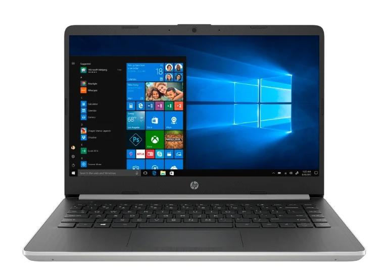 "HP 14s-dq0018ur (Intel Core i3 7020U 2300 MHz/14""/1920x1080/4GB/256GB SSD/DVD нет/Intel HD Graphics 620/Wi-Fi/Bluetooth/Windows 10 Home) до 30"