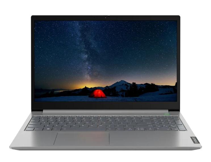 "Lenovo ThinkBook 15 (Intel Core i3 10110U 2100 MHz/15.6""/1920x1080/4GB/256GB SSD/DVD нет/Intel UHD Graphics/Wi-Fi/Bluetooth/Без ОС) до 30"