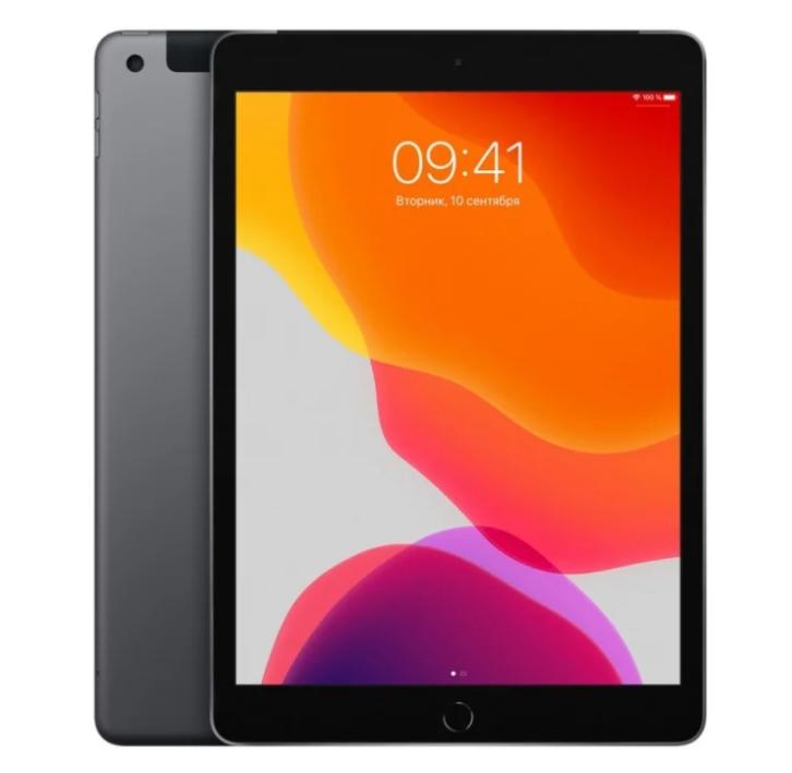 Apple iPad (2019) 32Gb Wi-Fi + Cellular для игр