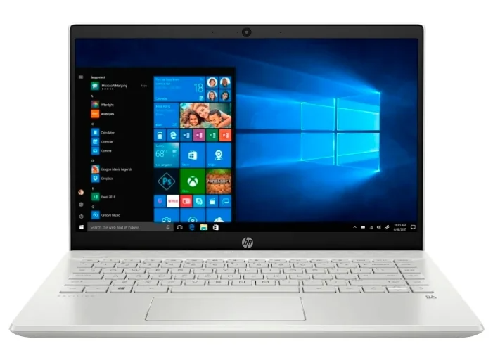 "HP PAVILION 14-ce3007ur (Intel Core i3 1005G1 1200 MHz/14""/1920x1080/4GB/256GB SSD/DVD нет/Intel UHD Graphics/Wi-Fi/Bluetooth/Windows 10 Home) до 40 тыс"