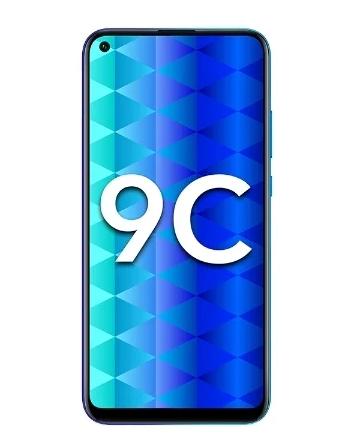 Honor 9C до 12