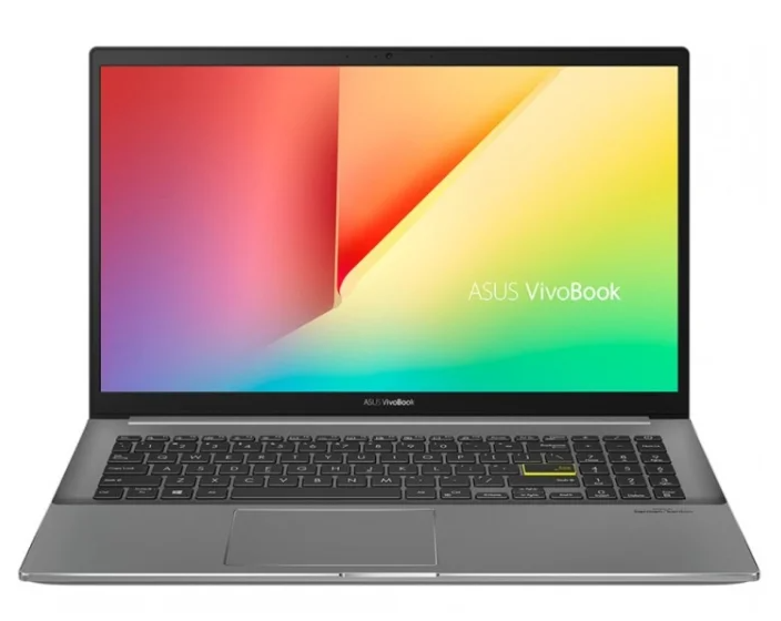 ASUS VivoBook S15 M533IA с подсветкой
