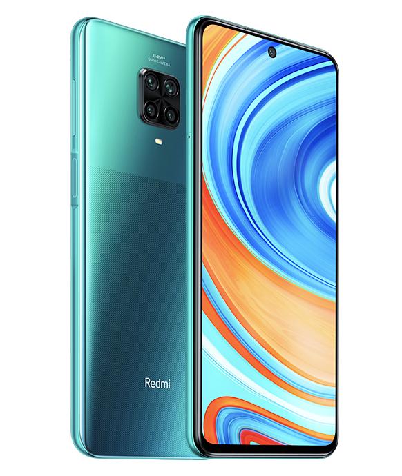 процессор Xiaomi Redmi Note 9 Pro 6/64GB