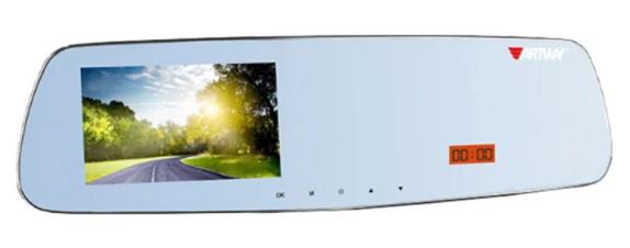 зеркало Artway MD-163 Combo 3 в 1, GPS