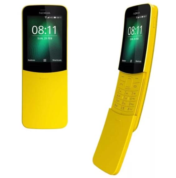слайдер Nokia 8110 4G
