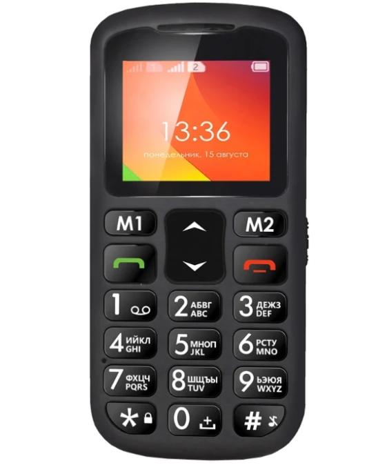 Ginzzu MB601 для пожилых