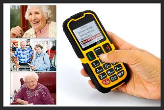 Телефоны для людей с плохим зрением