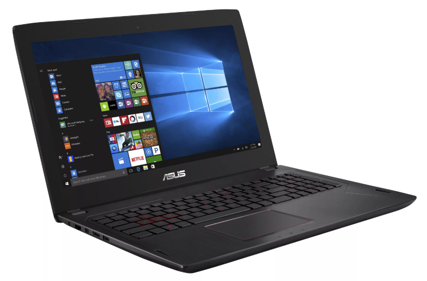 "ASUS FX753VD (Intel Core i5 7300HQ 2500 MHz/17.3""/1920x1080/8GB/1000GB HDD/DVD нет/NVIDIA GeForce GTX 1050/Wi-Fi/Bluetooth/Endless OS) 17 дюймов"