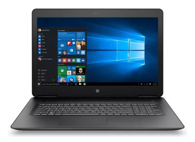 "HP PAVILION 17-ab406ur (Intel Core i5 8300H 2300 MHz/17.3""/1920x1080/8GB/1128GB HDD+SSD/DVD-RW/NVIDIA GeForce GTX 1050 Ti/Wi-Fi/Bluetooth/Windows 17 дюймов"