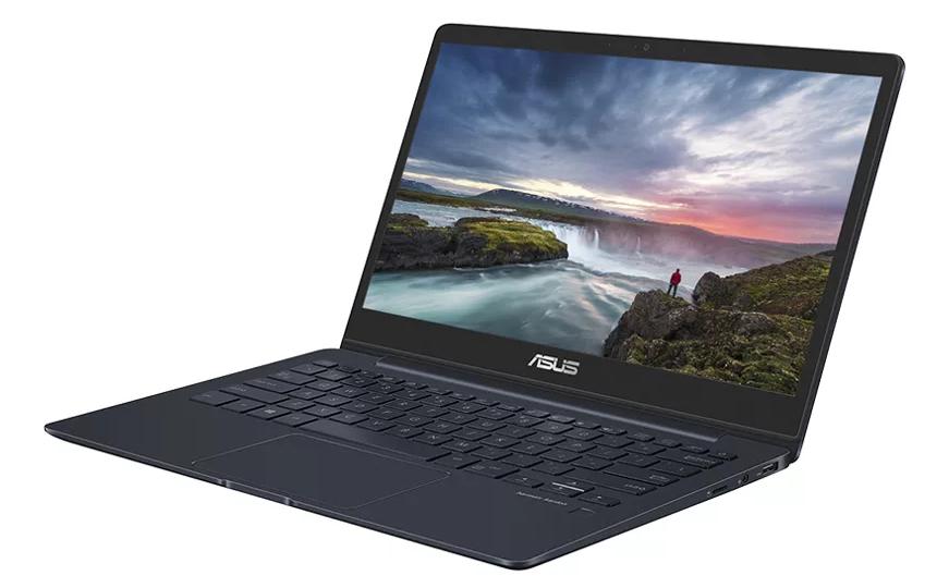 легкий ASUS Zenbook 13 UX331UAL (Intel Core i3 8130U 2200 MHz/13.3{amp}quot;/1920x1080/8GB/256GB SSD/DVD нет/Intel UHD Graphics 620/Wi-Fi/Bluetooth/Endless OS)