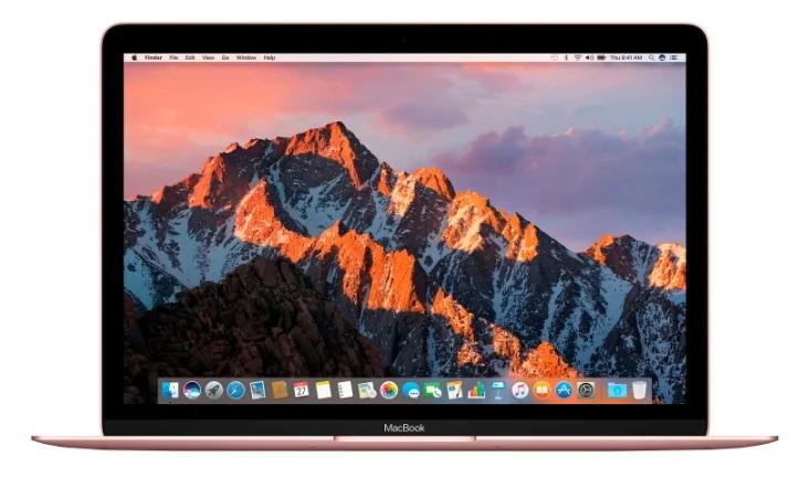 легкий Apple MacBook Mid 2017