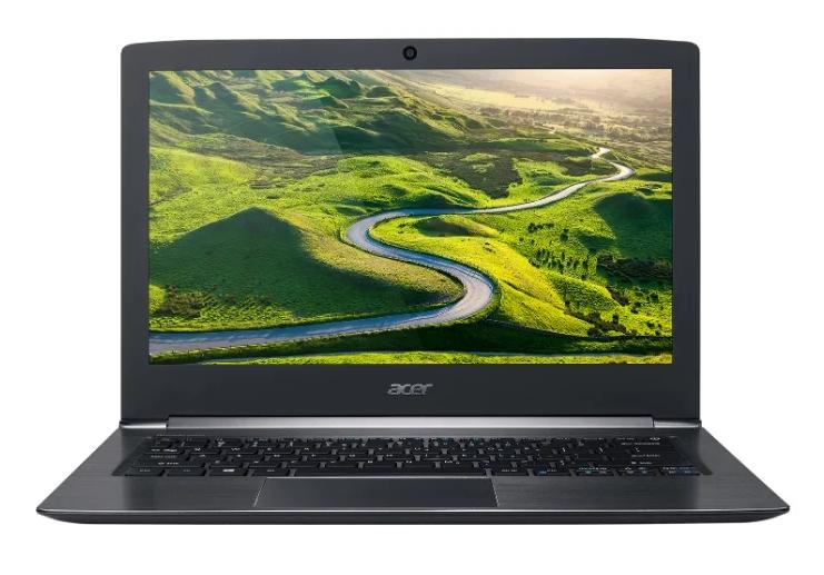 "легкий Acer ASPIRE S5-371-7270 (Intel Core i7 6500U 2500 MHz/13.3""/1920x1080/8Gb/128Gb SSD/DVD нет/Intel HD Graphics 520/Wi-Fi/Bluetooth/Win 10 Home)"