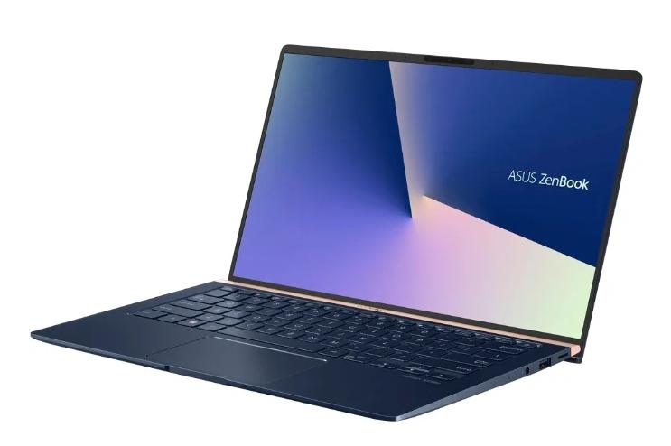 "легкий ASUS ZenBook 14 UX433FA (Intel Core i5 8265U 1600 MHz/14""/1920x1080/8GB/256GB SSD/DVD нет/Intel UHD Graphics 620/Wi-Fi/Bluetooth/Windows 10 Home)"