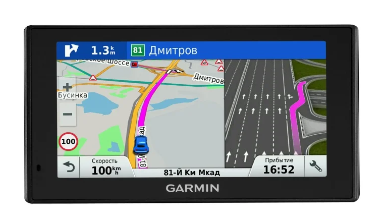 Garmin DriveSmart 61 LMT-S Europe для авто